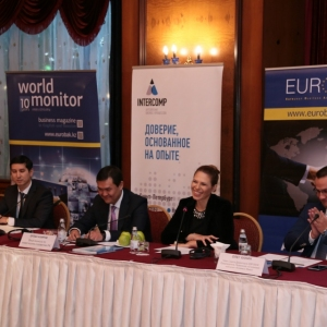 Round table with Mr Erlan Khairov, Vice Minister of investments and development of RK 22