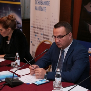 Round table with Mr Erlan Khairov, Vice Minister of investments and development of RK 35
