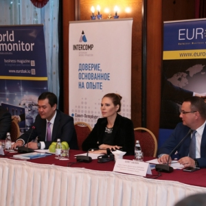 Round table with Mr Erlan Khairov, Vice Minister of investments and development of RK 26