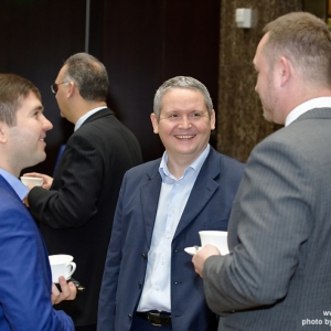 Business-Breakfast with Kenges Rakishev and Marc Holtzman 6