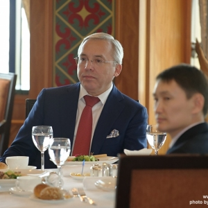 CEO Business Lunch with Aigoul Kenjebayeva, Managing Partner of Dentons Kazakhstan 20