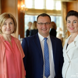 CEO Business Lunch with Aigoul Kenjebayeva, Managing Partner of Dentons Kazakhstan 5