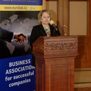 CEO Business Lunch with Aigoul Kenjebayeva, Managing Partner of Dentons Kazakhstan