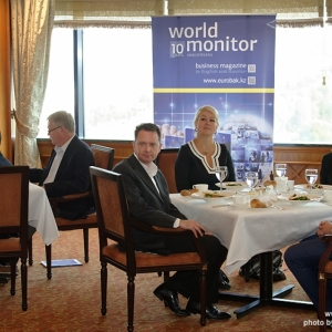 CEO Business Lunch with Aigoul Kenjebayeva, Managing Partner of Dentons Kazakhstan 19