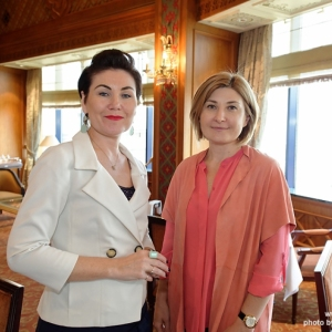 CEO Business Lunch with Aigoul Kenjebayeva, Managing Partner of Dentons Kazakhstan 2