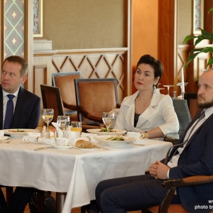 CEO Business Lunch with Aigoul Kenjebayeva, Managing Partner of Dentons Kazakhstan 27