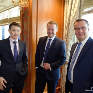 CEO Business Lunch with Aigoul Kenjebayeva, Managing Partner of Dentons Kazakhstan 3