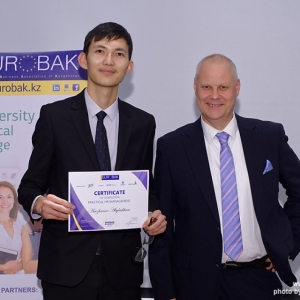 Awarding of Students participated in projects EUROBAK HR University and EUROBAK Marketing & PR University of Practical Knowledge 8