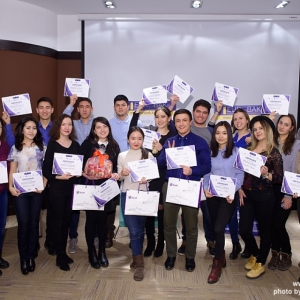 Awarding of Students participated in projects EUROBAK HR University and EUROBAK Marketing & PR University of Practical Knowledge 1