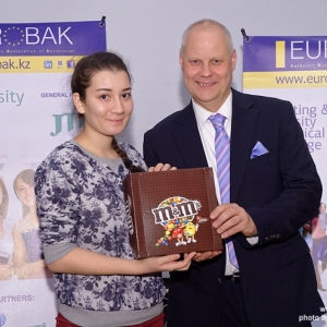 Awarding of Students participated in projects EUROBAK HR University and EUROBAK Marketing & PR University of Practical Knowledge 27