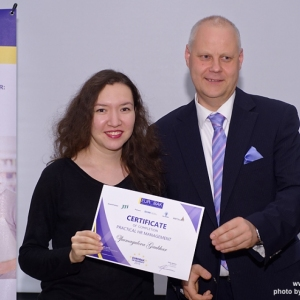 Awarding of Students participated in projects EUROBAK HR University and EUROBAK Marketing & PR University of Practical Knowledge 26