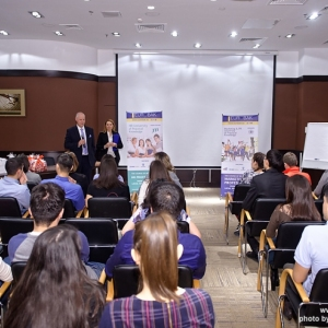 Awarding of Students participated in projects EUROBAK HR University and EUROBAK Marketing & PR University of Practical Knowledge 7