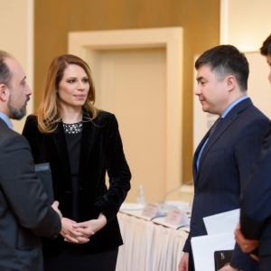 Meeting with Mr Timur Suleimenov, Minister Of National Economy Of RK 36