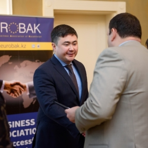 Meeting with Mr Timur Suleimenov, Minister Of National Economy Of RK 34