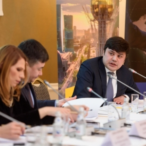Meeting with Mr Timur Suleimenov, Minister Of National Economy Of RK 31