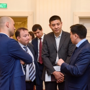 Meeting with Mr Timur Suleimenov, Minister Of National Economy Of RK 35