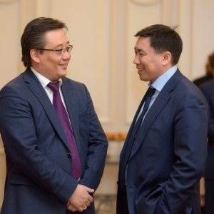Meeting with Mr Timur Suleimenov, Minister Of National Economy Of RK 7