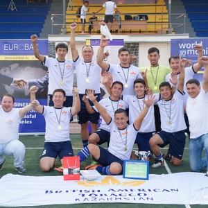 EUROBAK 13th Mini-Football Championship