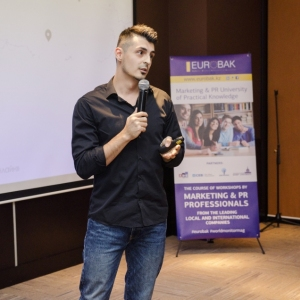 EUROBAK Marketing & PR University of Practical Knowledge 2017 1
