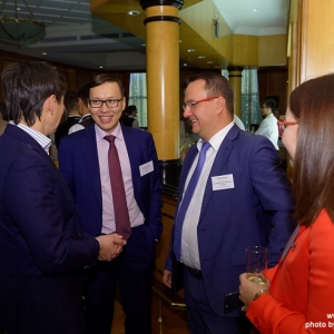 Cocktail Reception with Mr Bauyrzhan Baibek, Akim of Almaty 32