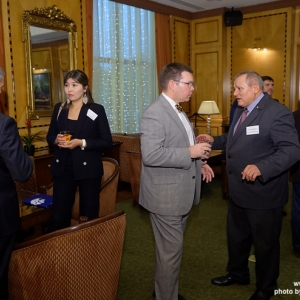 Cocktail Reception with Mr Bauyrzhan Baibek, Akim of Almaty 2