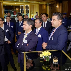 Cocktail Reception with Mr Bauyrzhan Baibek, Akim of Almaty 9