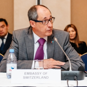 EUROBAK Round Table With Ardak Tengebayev, Chairman Of The State Revenue Committee 31