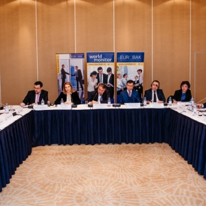 EUROBAK Round Table With Ardak Tengebayev, Chairman Of The State Revenue Committee 32