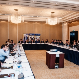 EUROBAK Round Table With Ardak Tengebayev, Chairman Of The State Revenue Committee 8