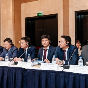 EUROBAK Round Table With Ardak Tengebayev, Chairman Of The State Revenue Committee 16