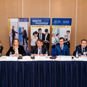 EUROBAK Round Table With Ardak Tengebayev, Chairman Of The State Revenue Committee 26