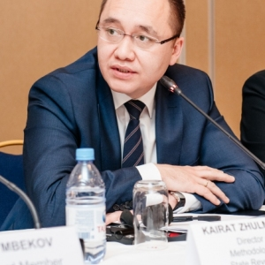 EUROBAK Round Table With Ardak Tengebayev, Chairman Of The State Revenue Committee 29