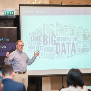 Master-Class: Big Data: Four Problems To Consider 13