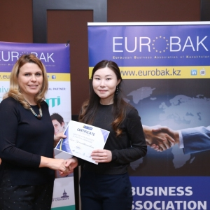 Awarding of Students participated in projects EUROBAK HR and Marketing & PR Universities of Practical Knowledge 2017  9