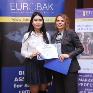 Awarding of Students participated in projects EUROBAK HR and Marketing & PR Universities of Practical Knowledge 2017  22