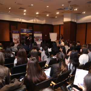 Awarding of Students participated in projects EUROBAK HR and Marketing & PR Universities of Practical Knowledge 2017  20