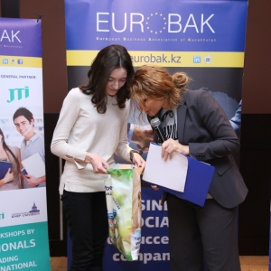 Awarding of Students participated in projects EUROBAK HR and Marketing & PR Universities of Practical Knowledge 2017  27