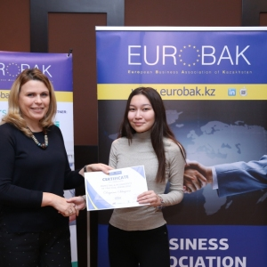 Awarding of Students participated in projects EUROBAK HR and Marketing & PR Universities of Practical Knowledge 2017  11