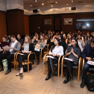 Awarding of Students participated in projects EUROBAK HR and Marketing & PR Universities of Practical Knowledge 2017  29