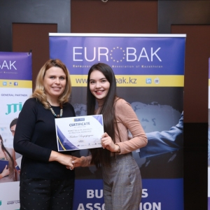 Awarding of Students participated in projects EUROBAK HR and Marketing & PR Universities of Practical Knowledge 2017  6