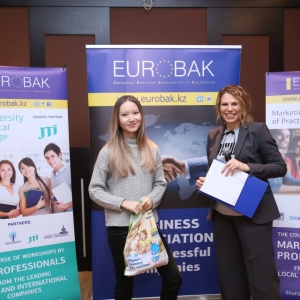Awarding of Students participated in projects EUROBAK HR and Marketing & PR Universities of Practical Knowledge 2017  28