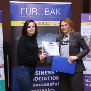 Awarding of Students participated in projects EUROBAK HR and Marketing & PR Universities of Practical Knowledge 2017  24