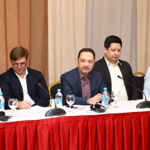 Round Table With Erlan Khairov, Chairman Of Investment Committee  25