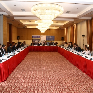 Round Table With Erlan Khairov, Chairman Of Investment Committee  20