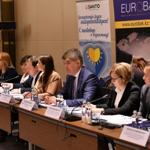 EUROBAK Meeting With Minister Of Healthcare 17