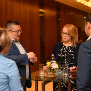 EUROBAK Meeting With Minister Of Healthcare 10