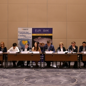 EUROBAK Meeting With Minister Of Healthcare 21