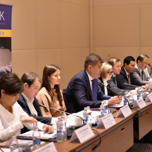 EUROBAK Meeting With Minister Of Healthcare 18