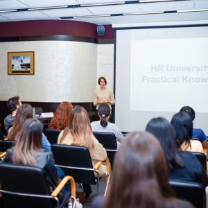 HR University of Practical Knowledege 3