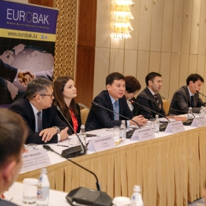 Round Table With Marat Beketayev, Minister Of Justice of RK 27
